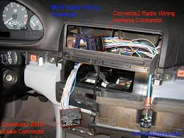 bmw e46 diy bluetooth parrot ck3000 and connects2