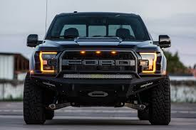 Ford Raptor Bed Cover - 2017 ford raptor honeybadger winch front bumper