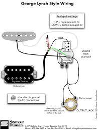 guitar u0026 bass pickup wiring artist relations