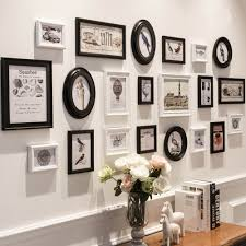multi picture frame for wall by nordal by idea home co