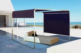 balkon und terrasse design sonnensegel aufrollbar sicht sonnenschutz für balkon