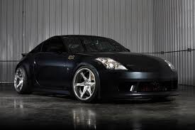 black nissan what we u0027ve done to the nissan 350z black top racing info