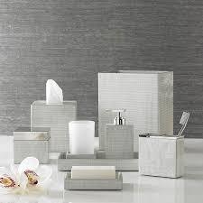 Gray Bathroom Sets - grey silver bathroom accessories brightpulse us