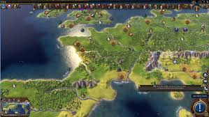 map of vi silly civilization vi earth map melts graphics cards gamewatcher