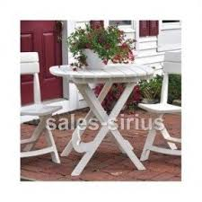 Folding Patio Bistro Set 3 Piece Bistro Table Set Foter