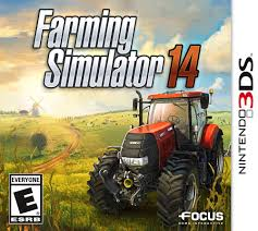 farming simulator 2014 nintendo 3ds amazon co uk pc u0026 video games