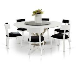 round table with lazy susan dining room trends also ax spiral
