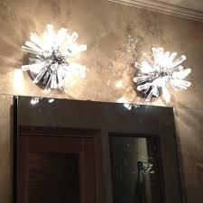 Modern Bathroom Ceiling Lights - glamorous modern bathroom lights 2017 design u2013 modern bathroom