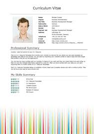 Format Resume Template Free Resume Templates U2013 Stripes Short U2013 Download U2013 Comoto