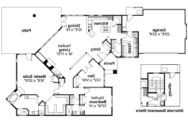 Modern Floor Plans For Homes Contemporary House Plans Norwich 30 175 Associated Designs