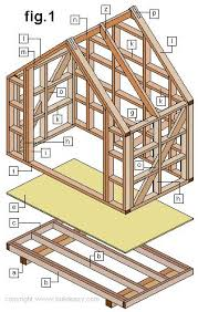 How To Build A Garden Shed by 138 Best Free Garden Shed Plans Images On Pinterest Garden Sheds