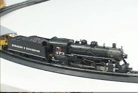 bachmann ho scale steam passenger set