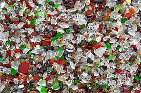 beach of glass a beach of glass fort bragg mendocino county california