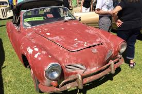 old rusty volkswagen 11 beautiful awful cars from the 2015 concours de lemons at