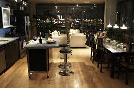 Open Plan Kitchen Diner Ideas Knocking Down Walls Unlocks Your Home U0027s Potential And Increases