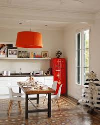 fridge red light 11 ways to add a pop of red can you find them all homedesignboard