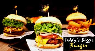 cuisine burger ร ว ว teddy s bigger burgers เบอร เกอร ท เป นมากกว า fast food pantip