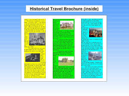 travel brochures images Tri fold travel brochures using word jpg