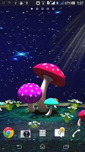 wallpaper 3d mushroom 3d mushroom live wallpaper sky app ranking and store data app annie