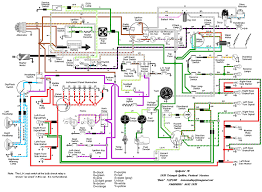 simple car wiring diagram simple free diagrams and electrical