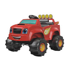 paw patrol power wheels wheels blaze and the monster machines monster truck ride on by