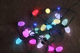 itwinkle christmas tree pie tin hanukkah menorah with ge itwinkle lights