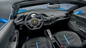 ferrari dashboard ferrari 488 spider review continental cars