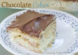 check out chocolate eclair cake it u0027s so easy to make chocolate