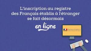chambre de commerce française à l étranger inscrivez vous au registre des français de l étranger la à