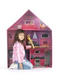 Barbie Dollhouse Plans How To by Amazon Com Calego Modern Doll House Toys U0026 Games