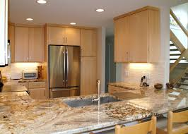 Kitchen With Maple Cabinets by Kitchen With Natural Maple Cabinets Google Search Kitchens