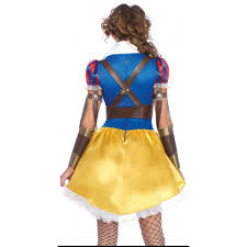 rebel snow white halloween costume disney princess costumes