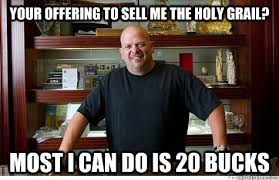 Pawn Stars Rick Meme - the 12 memes that defined 2016