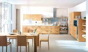 table de cuisine sur mesure ikea intérieur de la maison cuisine bois massif ambiance nordique