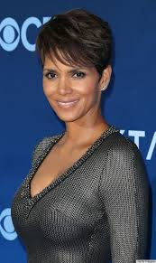 back view of halle berry hair halle berry represents for women with short hair on this week s