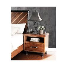 steampunk furniture legends furniture steampunk nightstand the simple stores