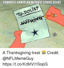 cowboys gameplan without ezekiel elliot st nel meme a