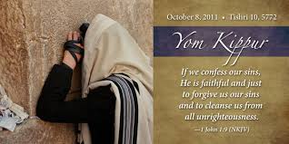 yom jippur ministers matter yom kippur if we confess our sins he is