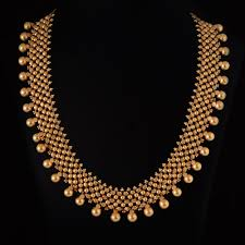 gold necklace jewellery images Maitra gold necklace jpg