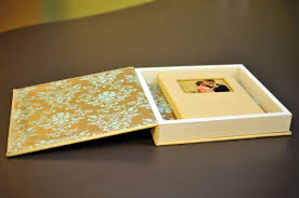 photo album box album box personalized wedding album