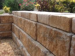 mse precast mse block retaining walls
