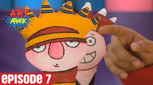 art attack season 1 episode 7 disney india official youtube