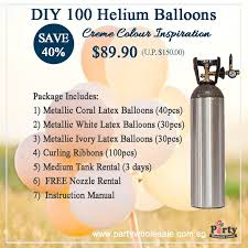 helium rental 8 best diy helium balloons by renting helium tank images on