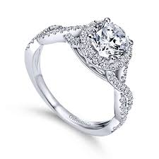 white gold halo engagement rings halo engagement rings halo rings gabriel co