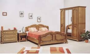 chambre en bois chambre bois chêne romana lestendances fr