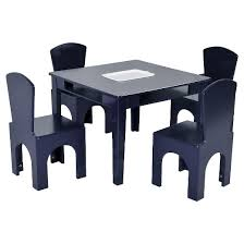 Plastic Table And Chairs Kids Table And Chairs Target