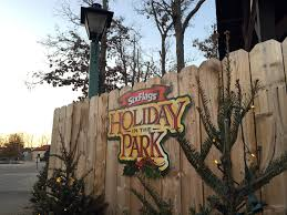 New Jersey Six Flags Address Six Flags Great Adventure Holiday In The Park 2015 Review