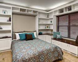 Small Bedroom And Office Combos Murphy Bed Desk Combo From Houzz Com Somebody Should Make Me Do