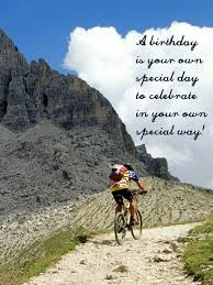birthday card with greeting words for men