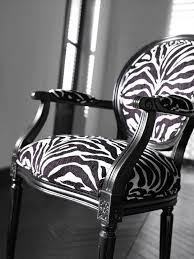 Zebra Print Desk Chair Zebra Chair Things For The Home Pinterest Master Bedroom